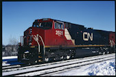 CN C44-9WL 2525:2 (01.2005, Belleville, ON)