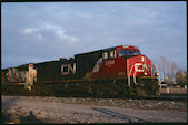 CN C44-9WL 2594 (03.2006, Belleville, ON)