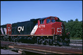 CN GP38-2W 4770 (09.2008, Brockville, ON)