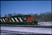 CN GP9RM 4116:2 (02.2003, Brockville, ON)