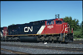 CN SD70I 5622 (19.09.1996, Port Huron)
