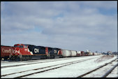 CN SD75I 5698 (03.02.1997, London, ON)