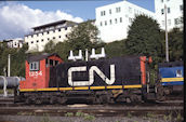 CN SW1200RS 1354 (04.07.1982, Port Ruppert, BC)