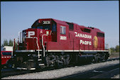 CP GP38-2 3031 (09.2006, Smiths Falls, ON)