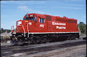 CP GP38M-2 4521 (26.07.2005, Thief River Falls, MN)