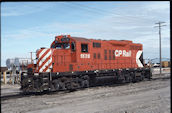 CP GP9r 1528 (15.10.1988, Winnipeg)