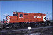 CP GP9r 1630 (14.09.1997, Montreal, QU)
