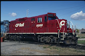CP GP9u 8200:2 (11.10.1999, Cambridge, ON)