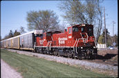 CP MP15AC 1446 (27.04.2010, Ingersoll)