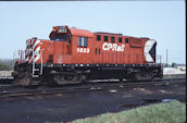 CP RS18u 1833 (01.05.1992, Smith Falls, ON)