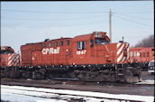 CP RS18u 1847 (14.03.1996, London, ONT)