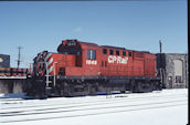 CP RS18u 1848 (28.02.1990, Smiths Falls, ON)