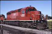 CP SD40-2 5397 (01.09.2002, Thief River Falls, MN)