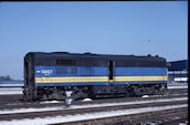 VIA FPB4 6867 (10.09.1987, Toronto, ON)