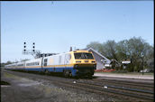 VIA LRC 6921 (01.08.1992, Brockville, ON)