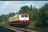 DB 120 003 (22.09.1985, Parade in Nürnberg)