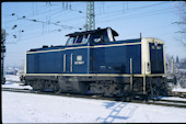 DB 212 089 (12.01.1990, Pasing-West)