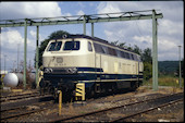 DB 216 169 (27.07.1991, Bw Northeim)