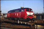 DB 218 107 (17.11.1989, Bw Hamburg-Altona)