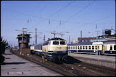 DB 218 155 (05.08.1992, Hamburg-Altona)