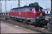 DB 218 173 (12.08.1981, Hamburg-Altona)