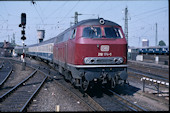 DB 218 174 (12.08.1981, Hamburg-Altona)