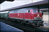 DB 218 175 (24.08.1981, Hamburg-Altona)