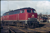 DB 218 179 (06.12.1986, Bw Hamburg-Altona)