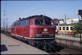 DB 218 184 (05.08.1992, Hamburg-Altona)