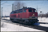 DB 218 312 (10.03.1988, Pasing-West)