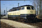 DB 218 321 (04.12.1986, Pasing-West)
