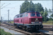 DB 218 344 (04.07.1983, Pasing-West)