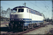 DB 218 445 (05.10.1984, Pasing-West)