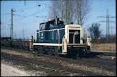 DB 260 136 (14.11.1986, Pasing-West)