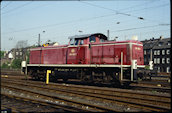 DB 290 300 (05.05.1992, Osterfeld)