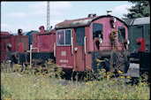DB 323 222 (30.08.1981, Bw Northeim)