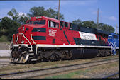 FXE ES44AC 4632 (22.09.2008, Kansas City, KS)