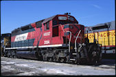 FXE SD40-2 3134 (25.12.2005, West Colton, CA)