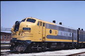 ATSF F7A  339 (07.07.1973, Chicago, IL)