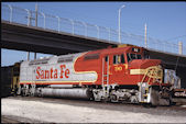 ATSF SDFP45   90:2 (13.11.1998, Kansas City, KS)
