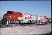 ATSF SDFP45  102:6 (14.01.1990, Kansas City, KS)