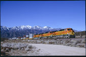 BNSF C44-9W 5326 (09.02.2002, Cajon Pass MP58, CA)