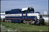 CKRY GP7U  701 (29.07.2008, Tiffin, OH)