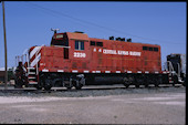 CKRY GP7U 2230 (10.05.2008, Borger, TX)