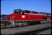 CORP SD40T-2 4074 (08.09.2008, Eugene, OR)