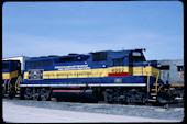 DME GP40QXB 4002 (08.03.2008, Kansas City, MO)