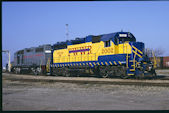 FWWR GP38-3 2002 (31.01.2003, Ft.Worth, TX)