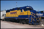 FWWR GP38-3 2003 (03.03.2002, Ft. Worth, TX)
