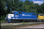 GMTX GP38-2 2142 (08.2012, St. Paul, MN)