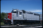 ICE GP40-2 4207 (26.10.2003, Kansas City Area)